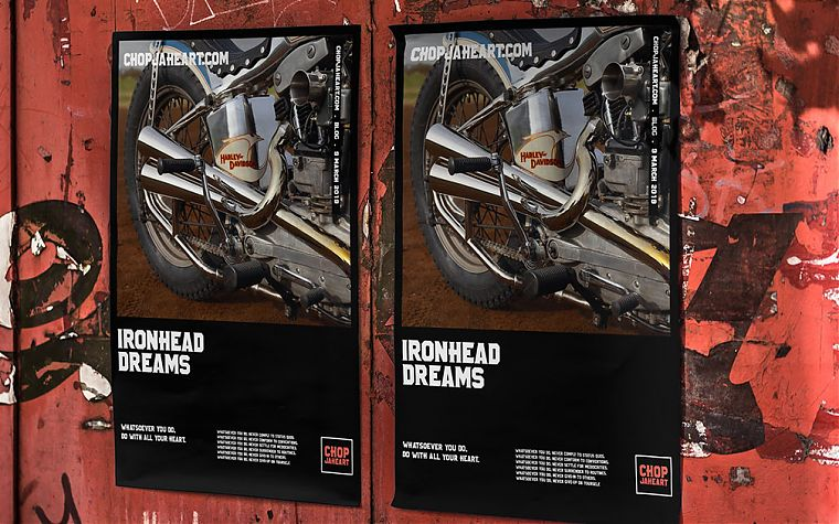 Ironhead Dreams