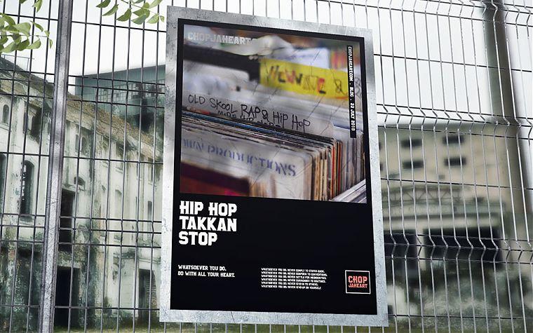 Hip Hop Takkan Stop