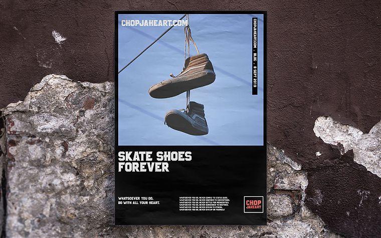 Skate Shoes Forever